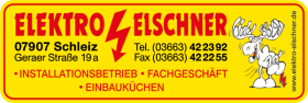 Elektrogeräte und Service in Schleiz